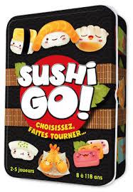 jeu de cuisine sushi sushi go accessijeux