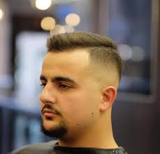 short hairstyles for men high and tight haircuts for receding