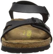 amazon com birkenstock rio sandal toddler litle kid big kid