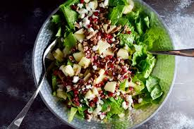 fresh fall salad recipe fall salad dinner table and salad