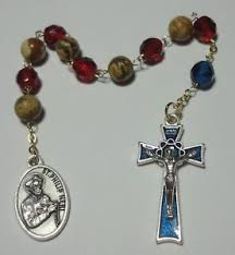 single decade rosary st philip neri single decade rosary patron us special forces