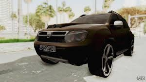 renault dacia 2016 dacia duster for gta san andreas