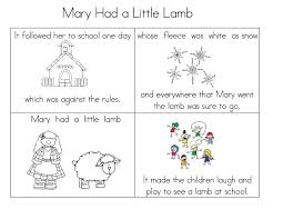 coloring download mary had a little lamb coloring page mary had