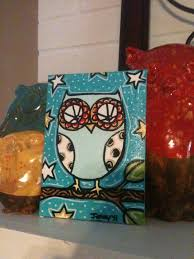 Owl Decorations by Kids Decorations Owl Artwork Painting With Modern Furnikidz