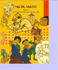 mathematics text book math magic for class 3 cbse ncert