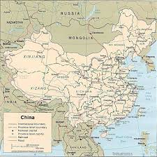 Map Of Nepal And Tibet by China Territory Information U2013 China Tour Background Information
