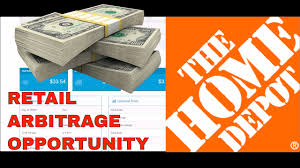 Home Depot Deal Of Day by Retail Arbitrage Opportunity At Home Depot Selling Seasonal
