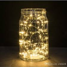 cheap 30 leds copper wire warm white lights 9 8ft 3m string lights