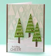 handmade christmas cards 20 beautiful diy christmas card ideas for 2012
