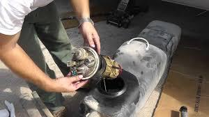 2002 dodge dakota fuel fuel sending unit replacement repair on 1997 dodge ram 2500