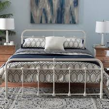 Iron Frame Beds Metal Beds For Less Overstock