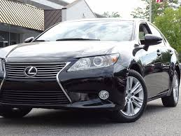 maintenance cost for lexus es350 2014 used lexus es 350 4dr sedan at alm roswell ga iid 16613675