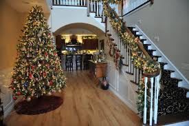 alluring homes decorated for christmas pretentious christmas