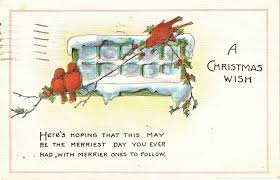catnipstudiocollage free vintage clip art christmas wishes red