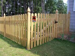 Types Of Garden Fences - types of fencing for homes backyard fence ideas