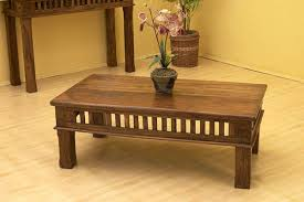 japanese style sheesham wood wooden center coffee table ebay living furniture wooden sheesham hardwood rosewood
