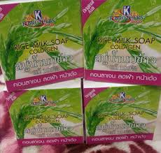 Sabun Thailand penderitaan kesan bahaya sabun beras thailand pada kulit