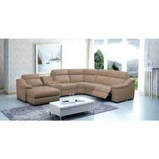 vig furniture 4087 modern bonded leather sectional sofa with