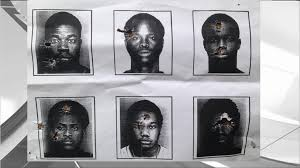 target black friday walking dead season five family outraged after north miami beach police use mug shots as