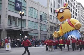 Chicago State Street Shopping Map by Thanksgiving Events In Chicago For Turkey Day 2017