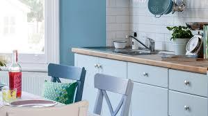 cuisine bleu pastel choisissez le pastel pour donner à votre cuisine un style