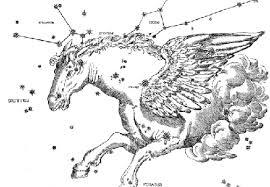 imagenes de zeus para dibujar faciles pegaso mitologia para niños