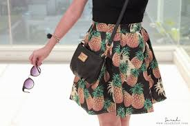 Pineapple Trend by A Fruity Day Ft Pineapple Skirt Small N Malaysia