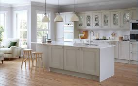 painted light grey kitchen cabinets light grey