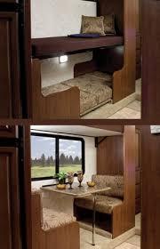 Camperhomemadebunkbedsontopoftable Fleetwood Says The - Rv bunk beds