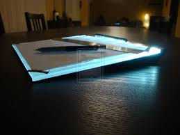 Drafting Table With Light Box Light Table Drawing Board Best Inspiration For Table L
