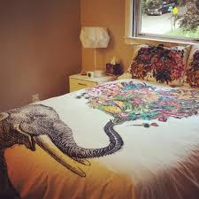 Urban Duvet Covers Rococcola Happy Elephant Duvet Cover Urban Outfitters On The Hunt