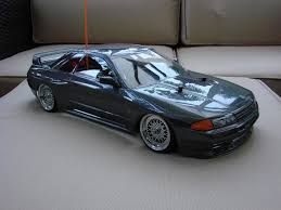 nissan drift cars nissan skyline r32 gt r tamiya rc tt 01 d drift car kit retro rides