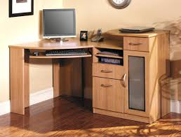 Small Wood Computer Desk Corner Desktop Computer Desk Office Desk Home Computer Desks Black