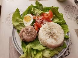 assiette de cuisine assiette froid cuisine simple