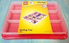 LEGO Storage Sorting Tray With Lid 4096