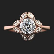 grace engagement ring grace vintage engagement ring miadonna