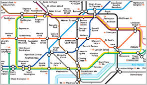 underground map the map redesigned for a multiscreen world