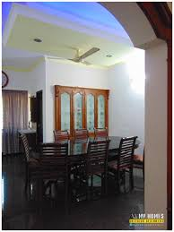 kerala interior home design stair new kerala style wood dining and area home room