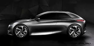citroen concept cars car revs daily com citroen divine ds concept for paris 2014 shows