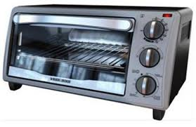 Black And Decker Infrawave Toaster Black U0026 Decker 4 Slice Black Toaster Oven Walmart Canada