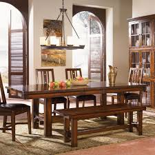 a america toluca rectangular extension dining table rustic amber