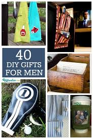 40 home made christmas gift ideas for men tip junkie