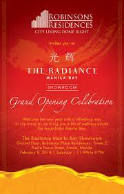 Invitation Card For New Year Invitation Card For Grand Opening Alesi Info