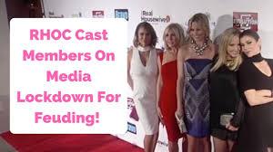 rhoc cast members on media lockdown youtube