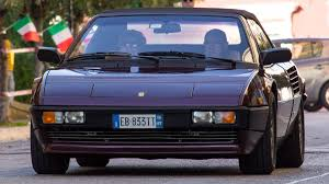 purple ferrari ferrari mondial quattrovalvole cabriolet review 2014 hq youtube