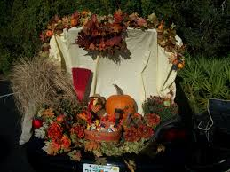 trunk or treat decorating ideas for church with geese and other