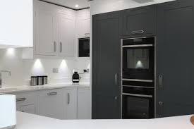 Neff Kitchen Cabinets Two Colour Hand Painted Kitchens Bespoke Kitchens