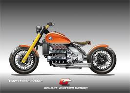 bmw bobber build bmw k1200rs visits galaxy custom becomes a radical bobber