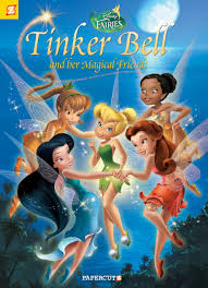 disney fairies 15 tinkerbell and the secret of the wings issue
