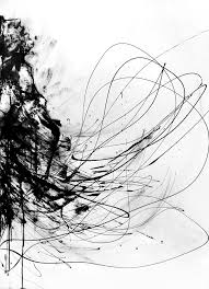 511 best black and white abstract paintings images on pinterest